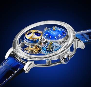 Le Grand Prix d'Horlogerie de Genève 2020 revient à …