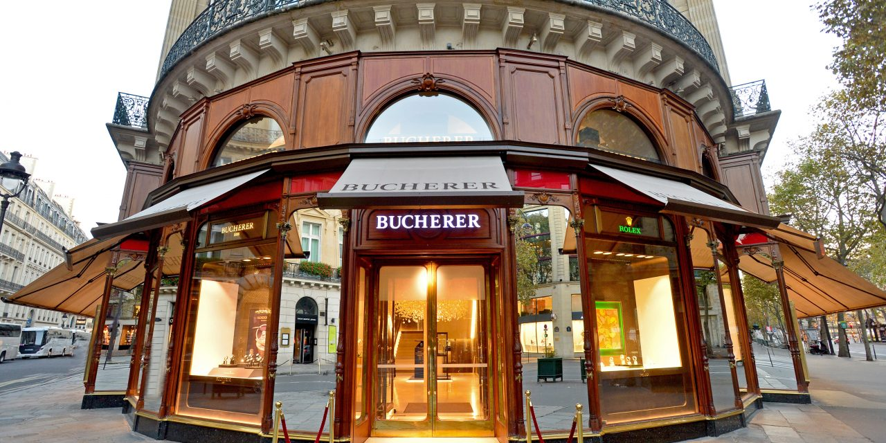 Bucherer Paris défend la culture et les artistes
