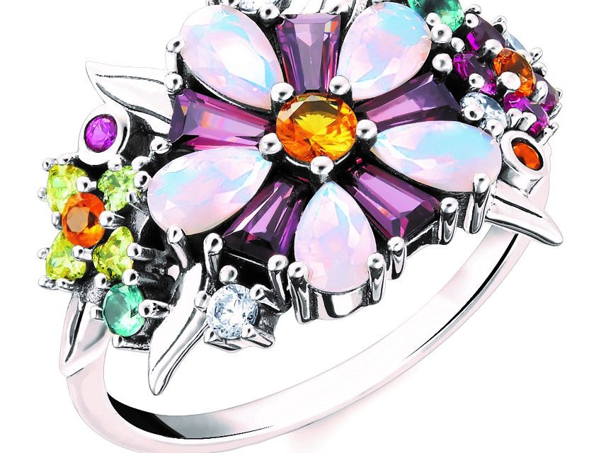 THOMAS SABO éveille de douces sensations de printemps avec ses jolies créations Magic Garden