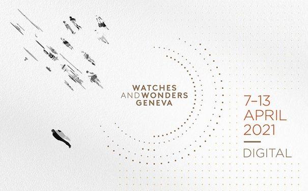De Genève à Shanghai, Watches and<br>Wonders 2021 réunit les principaux acteurs<br>de l'horlogerie mondiale et se déploie dans<br>une version phygitale