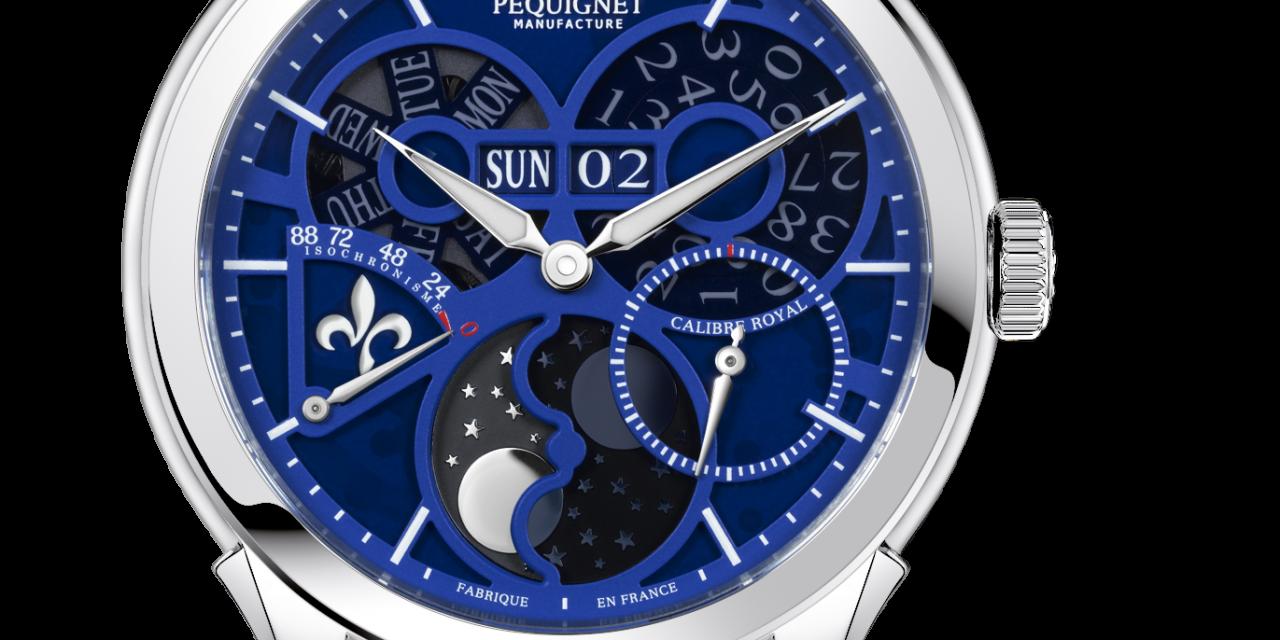 PEQUIGNET – LA MANUFACTURE horlogère française DEVIENT MOTORISTE.
