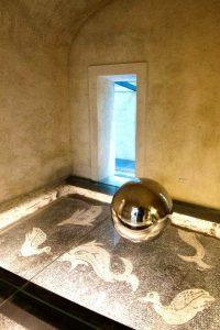 Mosaics Palazzo Lambardi - Arezzo Italy