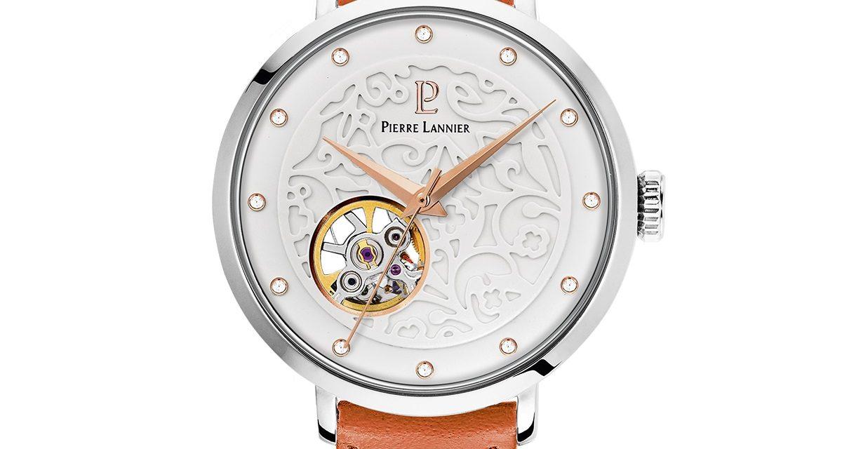 L'horloger français PIERRE LANNIER nous invite à découvrir les modèles pep's de l'été …