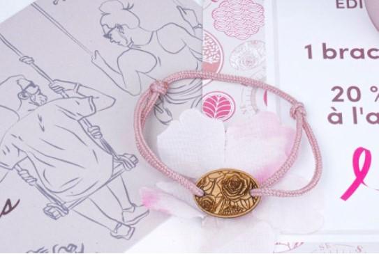Une collection spéciale OCTOBRE ROSE pour affirmer son soutien avec style