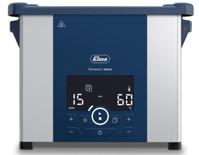 NEWS – Schwartzmann Fisseau-Cochot propose le nouvel appareil de nettoyage à ultrasons Elmasonic Select !